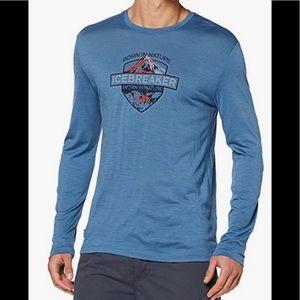 ICEBREAKER Spector Alpine T-Shirt